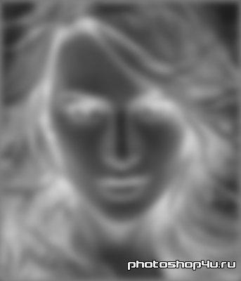 Фильтр Gaussian Blur (Размытие по Гауссу)