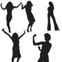 Танцующие девушки