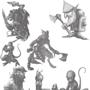 Сказочные воины