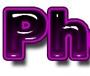 Фиолетовый фрукт