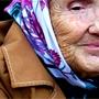 Улучшение фото старушки