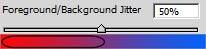Foreground/Background jitter (Колебание переднего/заднего фона)