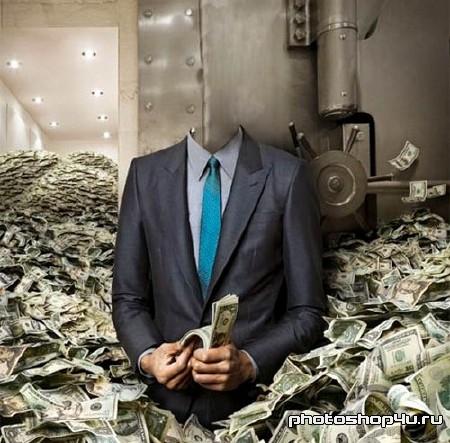 купаться в деньгах картинки